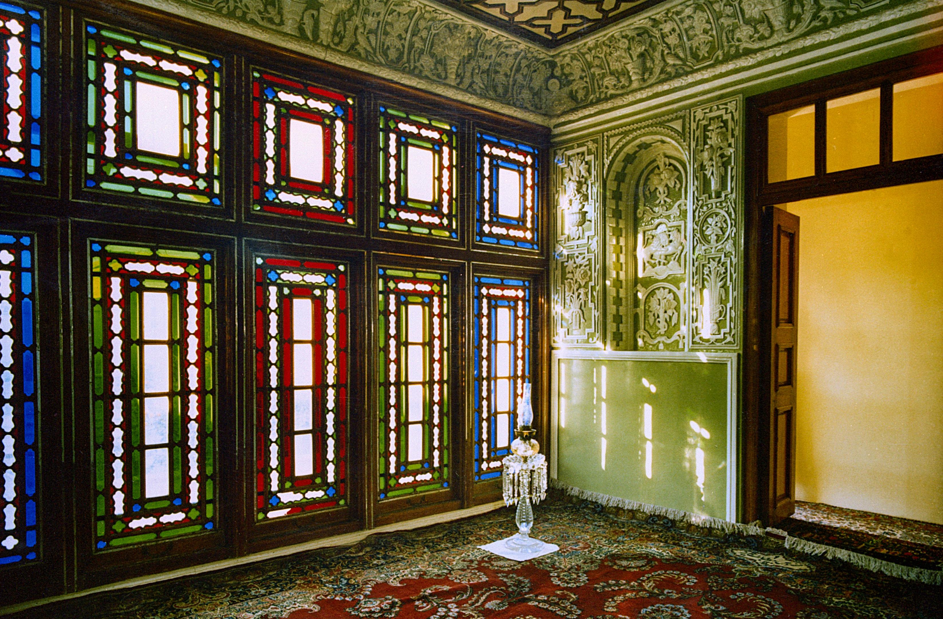 Pokój w domu Bába